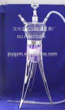 glass unite hookah shisha