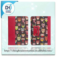 2015 new arrival Lovely PU tablet cases for iPad mini