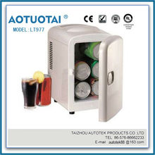 12V car portable mini fridge, electric cooler and warmer