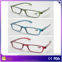 High Quality HD Plastic western style reading glasses
