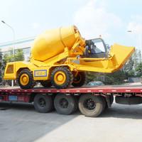 used truck concrete mixer/volume of a concrete truck