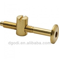 furniture nuts and bolts, brass carriage bolt , brass bolt and nut