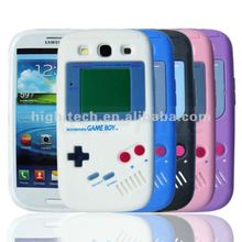 For Samsung Galaxy S3 i9300 SIII Gameboy Silicone Cover