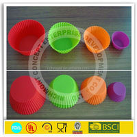 Selling Well High Quality silicone muffin cake cup
