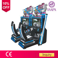 Initial D 5 arcade games car race for game center