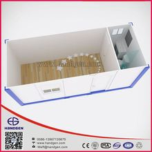 Container house export factory with EPS/PU/Rock Wool insulation sandwich panel
