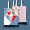 trade assurance canvas tote shopping bag, cotton convention tote economic tote bag, fashionable cotton shopping bag