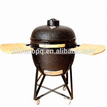 Large Outdoor Charcocal Kamado BBQ Grill Pan
