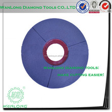 high processing efficiency stone polishing disc for grainte surface grinding and polishing