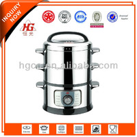 heat preservation electric induction food steamer