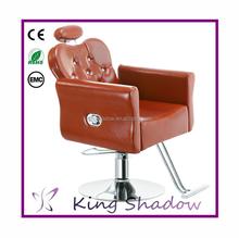 kingshadow black barber shops hairdressing chair beauty salon