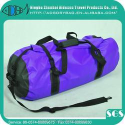 500D tarpaulin fashionable duffle bag