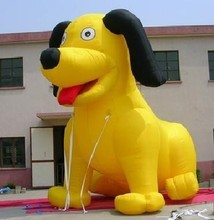 New Inflatable dog models for advertising decroation