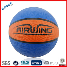 high quality guarantee for rubber basket ball