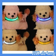 HOGIFT New LED dog collar / luminous with pets