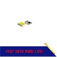 top led 3528 White SMD led with epistar chip/3528 0.5w 55lm 2835 led desk light