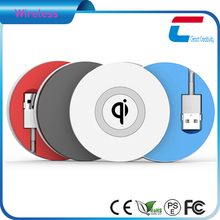 Many designs choosable Mobile Qi Wireless Charger, qi wireless charger receiver
