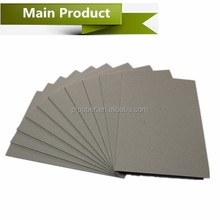 book cover board grey cardboard paper sheet