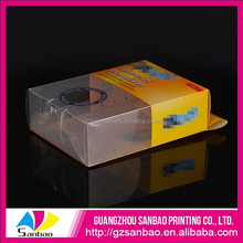 hot sale plastic clear shoe box, PP acetate shoe box packaging made in china