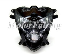 Clear Headlight Head light Headlamp Assembly For 04 05 Suzuki GSX-R GSXR 600 GSX R 750 2004 2005 K4