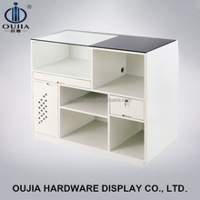 fashion cashier counter designs/display counters for sale