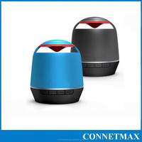 promotion gift mini audio colorful fashion Portable Bluetooth Speaker in good design with woofer