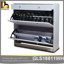 Wholesale Goodlife Design Big MDF shoe cabinet with one drawers