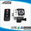 Popular Real1080p Outdoor Sport 30M Waterproof Motorcycle/Bike Helmet camera