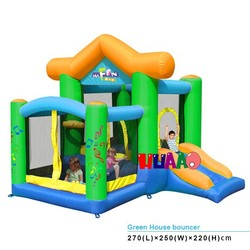 hight quality mini indoor inflatable bouncer house for sale with free CE/UL blower and repair kit