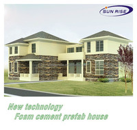 SGS testing low costmalaysia ready made prefabricated baguio city house and lot for sale