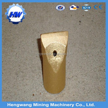mining rock drilling bit/bull bit free sample from china manufacture
