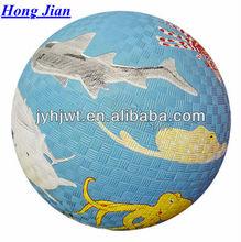 sports factory 2014 china youth playground ball wholesale