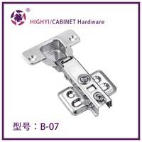 BAIFEIBU hydraulic soft close buffering mepla full overlay door hinge for cabinet kitchen furniture B07