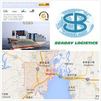 Best sea freight rate china to Mobile