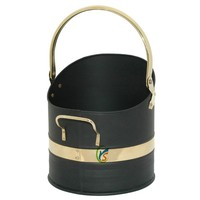 Wholesale Portable Chic Galvanized Metal Coal bucket