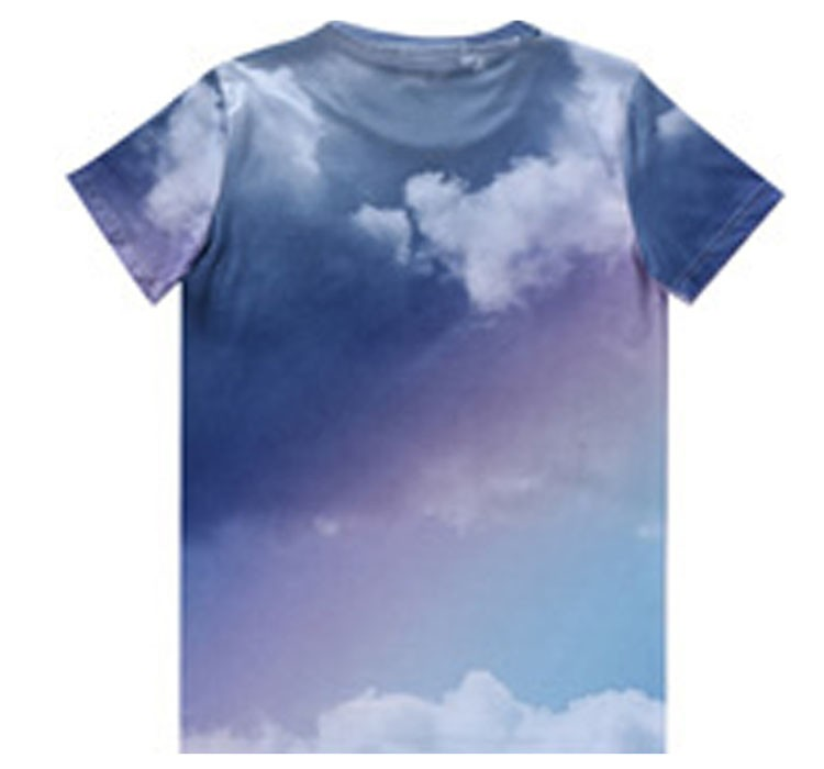 sublimation t shirt printing