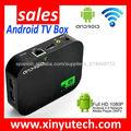 2013 buena calidad android 4.0 hd media player X-A10