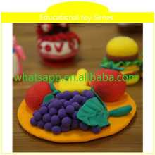 home education toy make clay ornaments