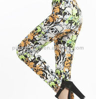Summer printed leggings new elegant leggings leggings for women