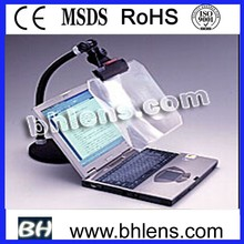 BHM-330 computer use plastic magnifying glass