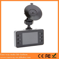 K-2000 1080p mini car black box , 2.4 inch screen nigh vision car camera dvr dash cam