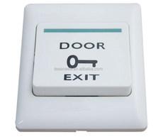 TD-E010 Plastic Door Exit illuminated switch