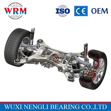 Single Cone, Standard Tolerance, Straight Bore, Steel, Taper Roller Wheel Bearing 30305 for automotive front and rear axles