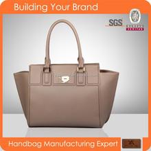 3139-2015 China bag manufacturer women leather handbags Bulk buy woman tote bag