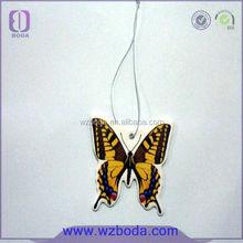 Paper hanging car air freshener wholesale, air fresheners, hanging paper air freshener