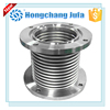 Wire braiding stainless steel steam expansion bellows joint