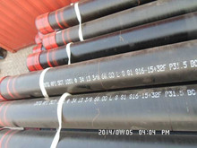 API 5CT seamless casing pipe and tubes