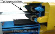 stainless steel pipe polishing buffing machine