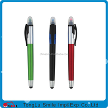 Wholesale Gift Items promotional keychain gift pen set