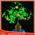 Luz del jardín Decoración del árbol LED naranja